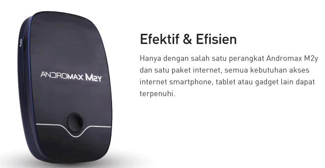 Paket Mifi Smartfren M2y