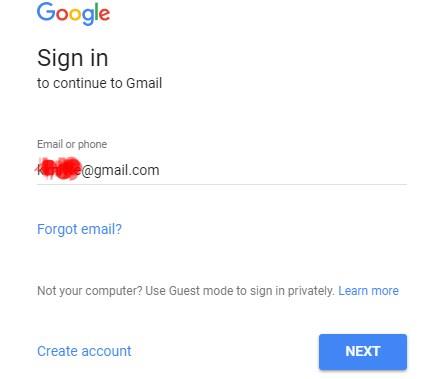 2018 Lupa Password Gmail Android Reset Password Aja