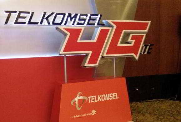 Paket Internet 4G LTE Telkomsel