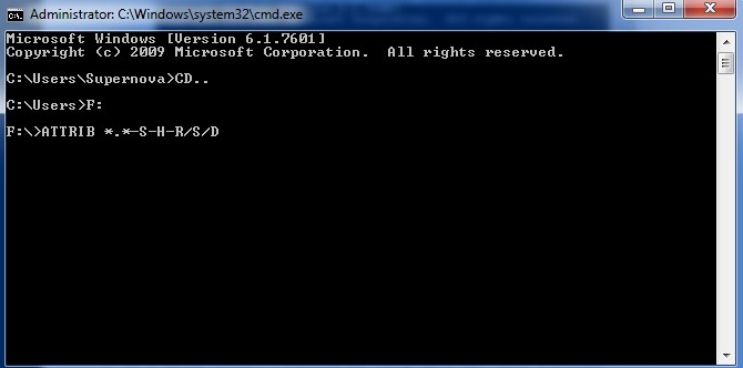 Cara Mengembalikan File Yang Hilang di Flashdisk