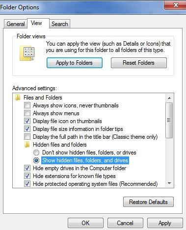 Cara Mudah Mengembalikan file yang Hilang di flashdisk