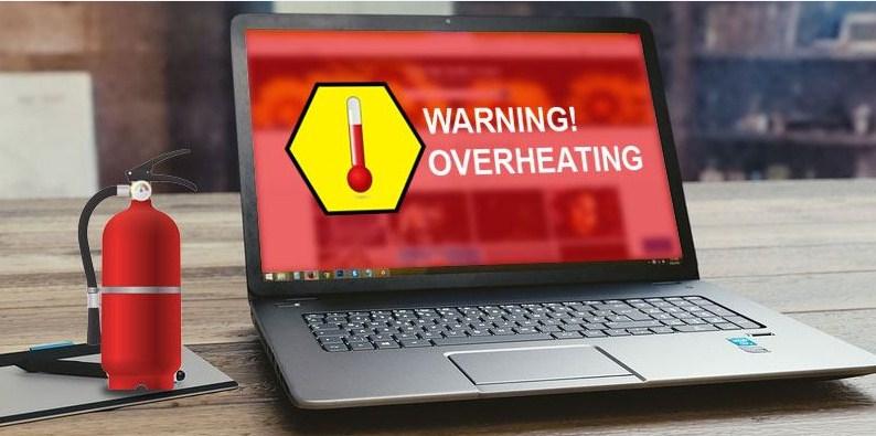Laptop Mati Sendiri Karena Overheat