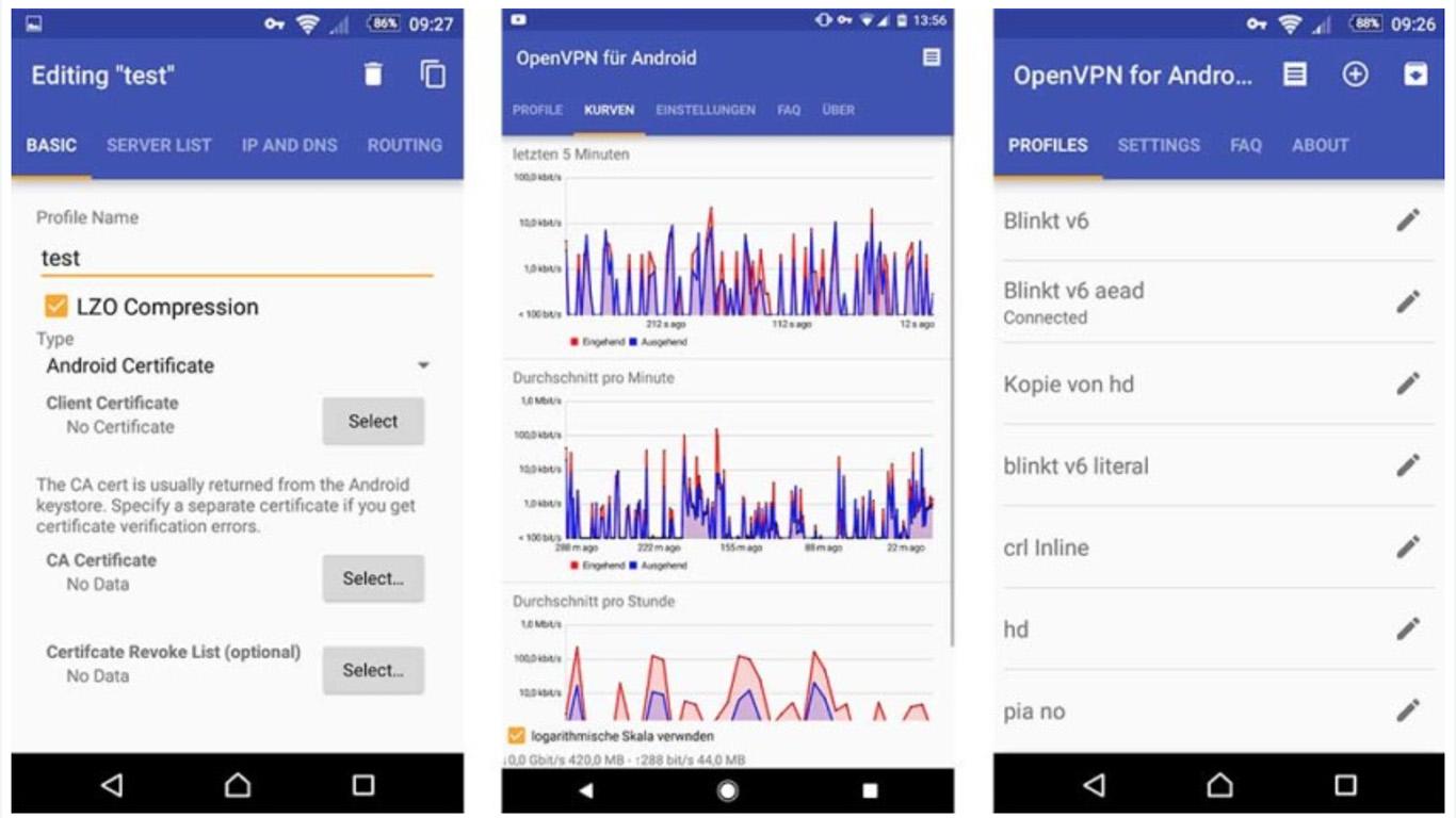 Cara Pakai VPN di Android