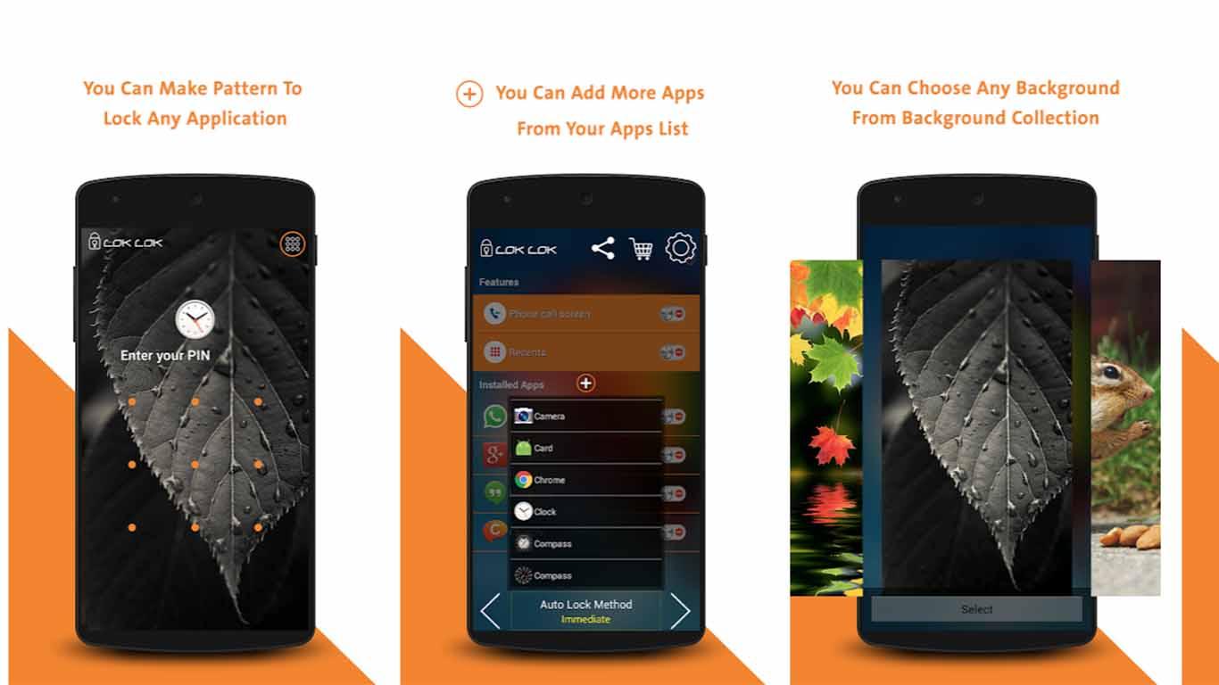 aplikasi kunci layar android dengan sidik jari