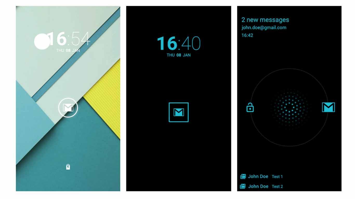 aplikasi lockscreen android tercanggih