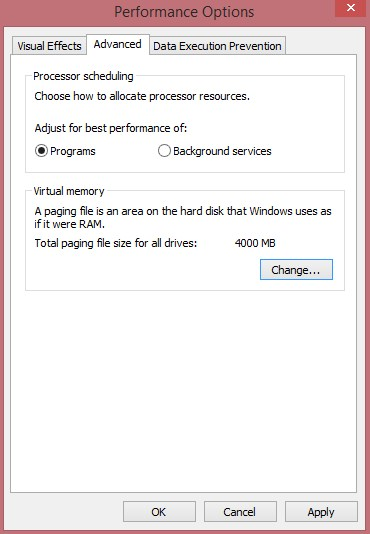 cara mempercepat kinerja laptop windows 8