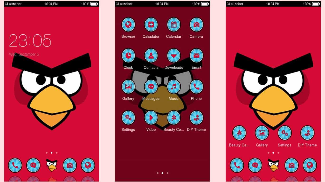 10 Download Tema Android Keren Gratis Terbaik Gambar