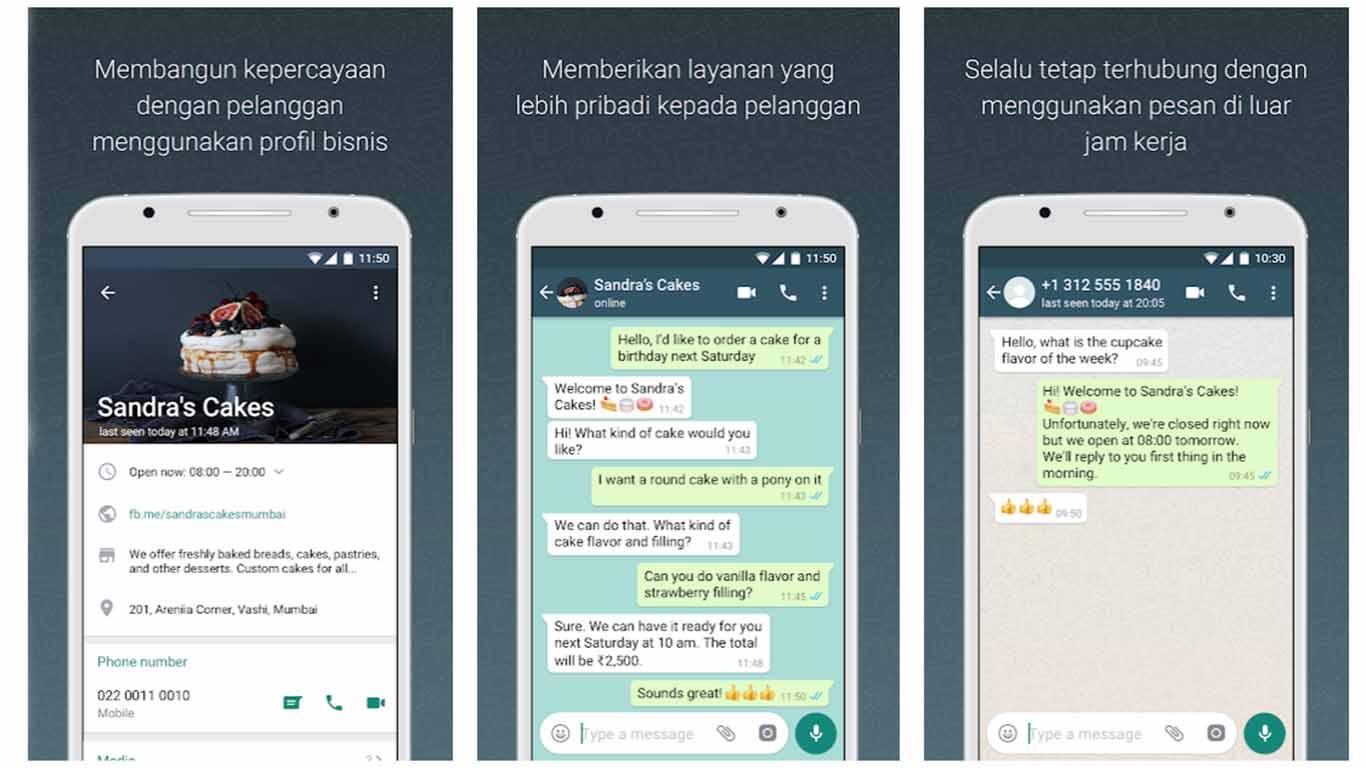 Cara Menggunakan 2 WhatsApp dengan WA Business