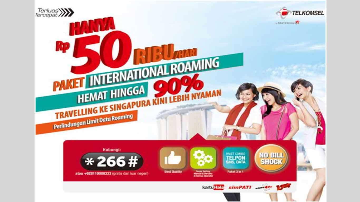 paket roaming telkomsel malaysia