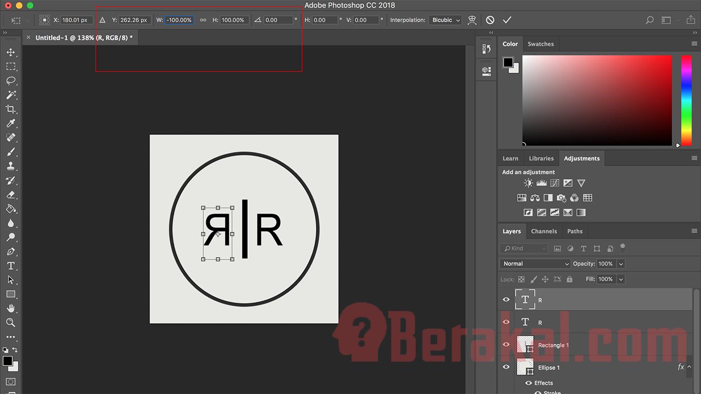 Cara Membuat Desain Logo dengan Photoshop