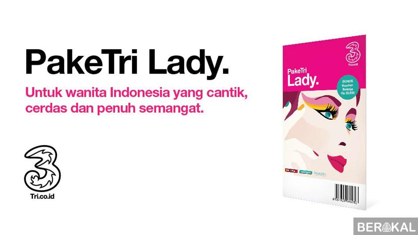 PakeTri Lady