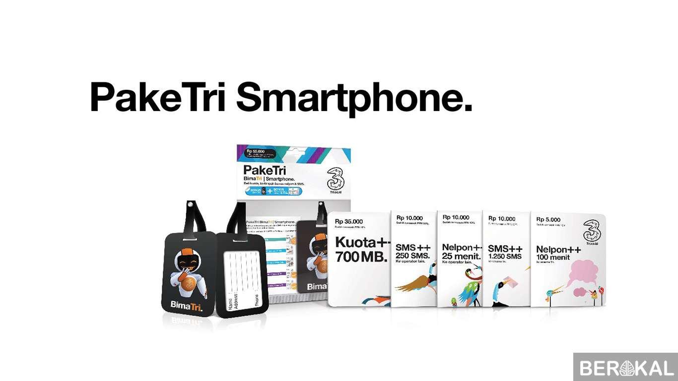 PakeTri Smartphone