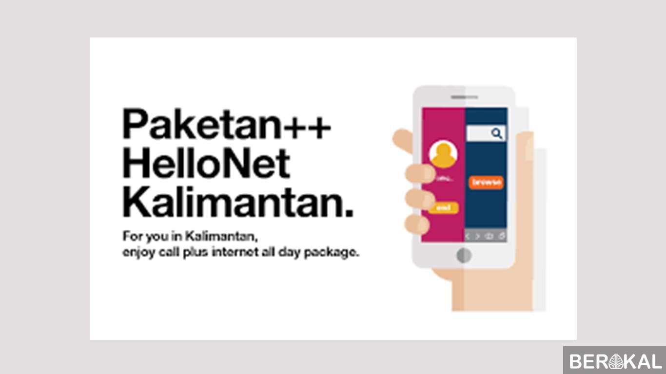Paket Hello Kalimantan