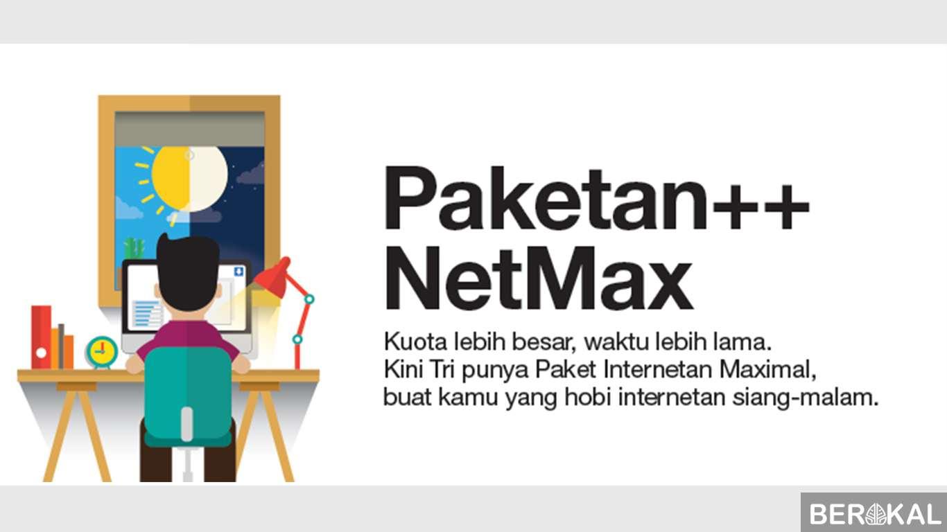 Paket Netmax 3