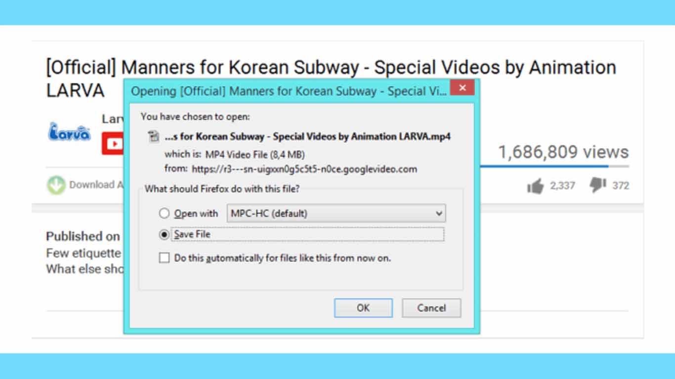 cara download video youtube di pc tanpa aplikasi