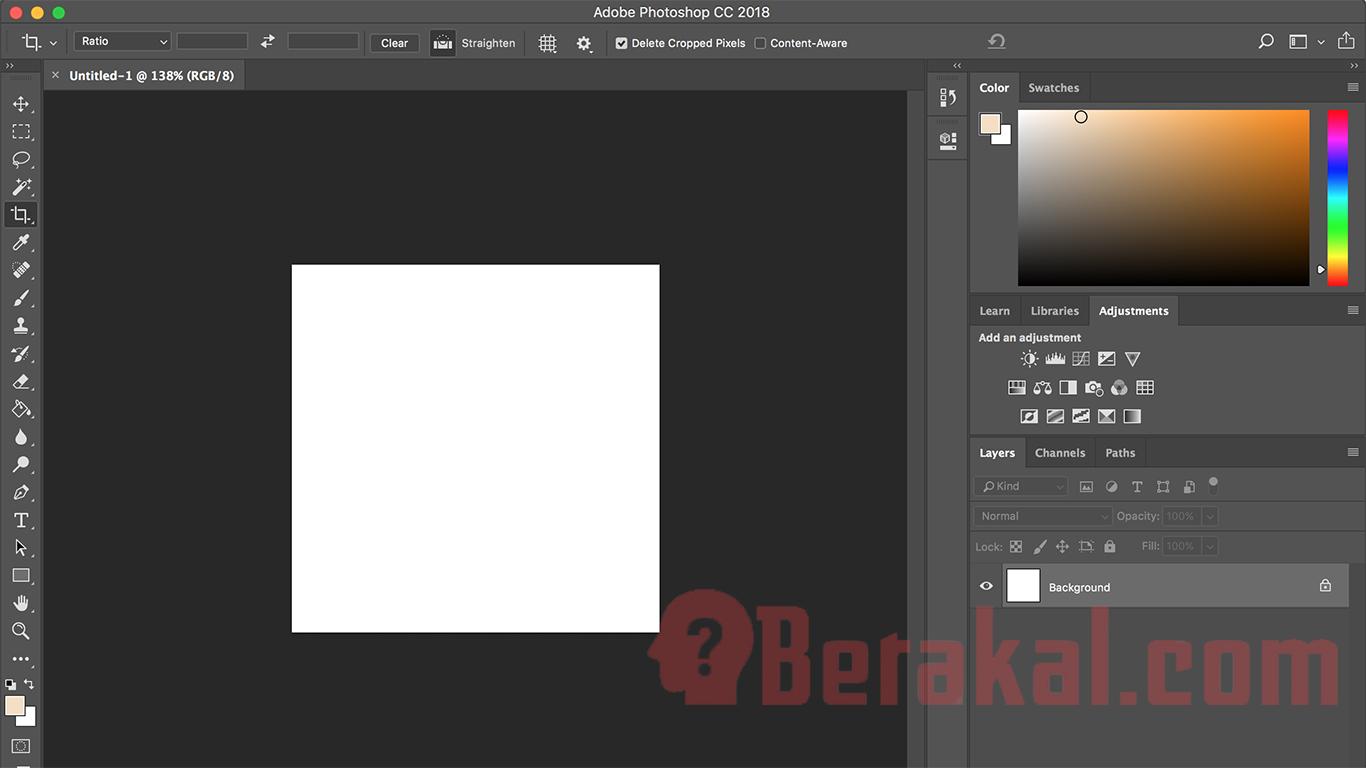 cara membuat logo dengan photoshop untuk pemula