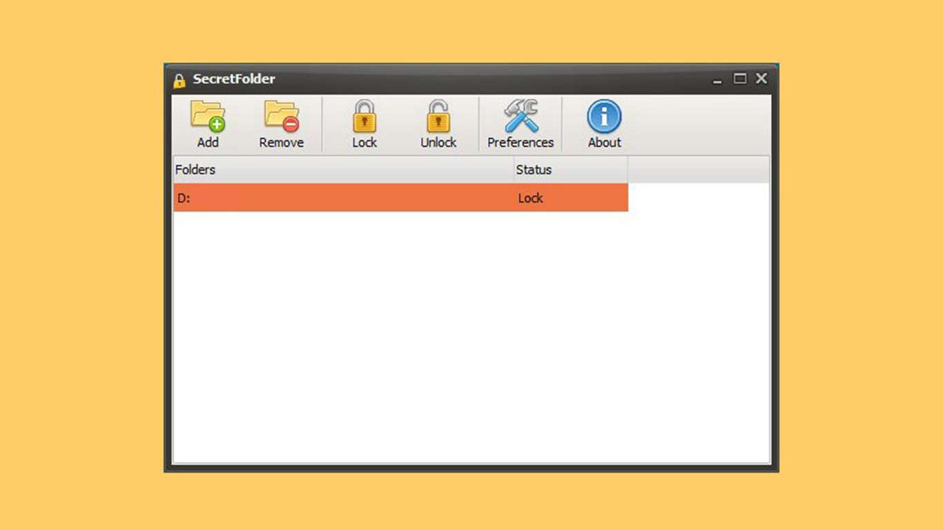 cara mengunci folder di windows 10 dengan password