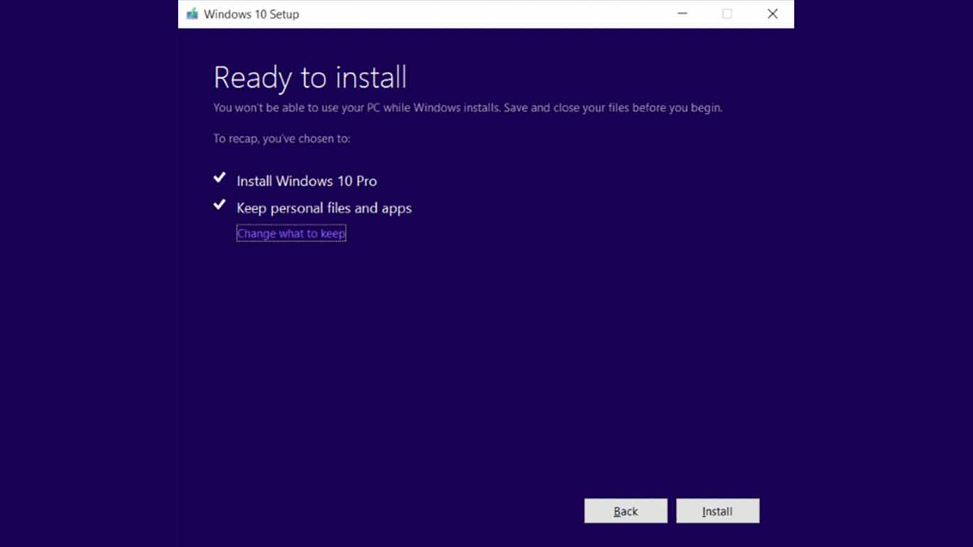 cara update windows 10 2018