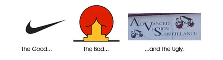 kegagalan pembuatan logo