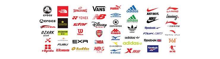 logo brand terkenal