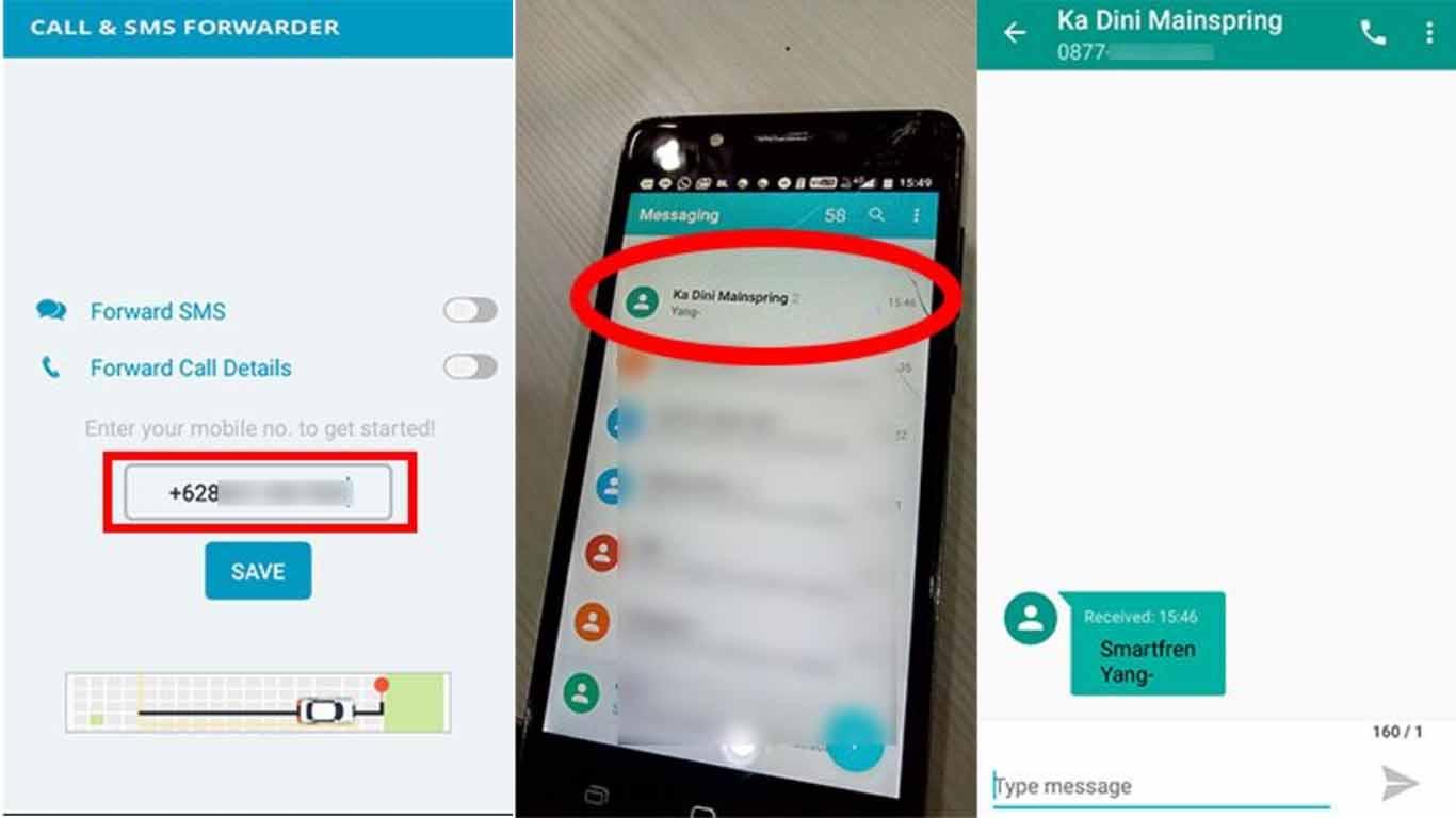 √ 5 Cara Menyadap SMS Masuk dan Keluar (Operator & Aplikasi)