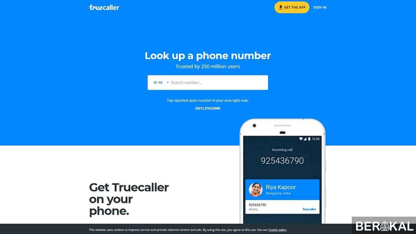 truecaller com