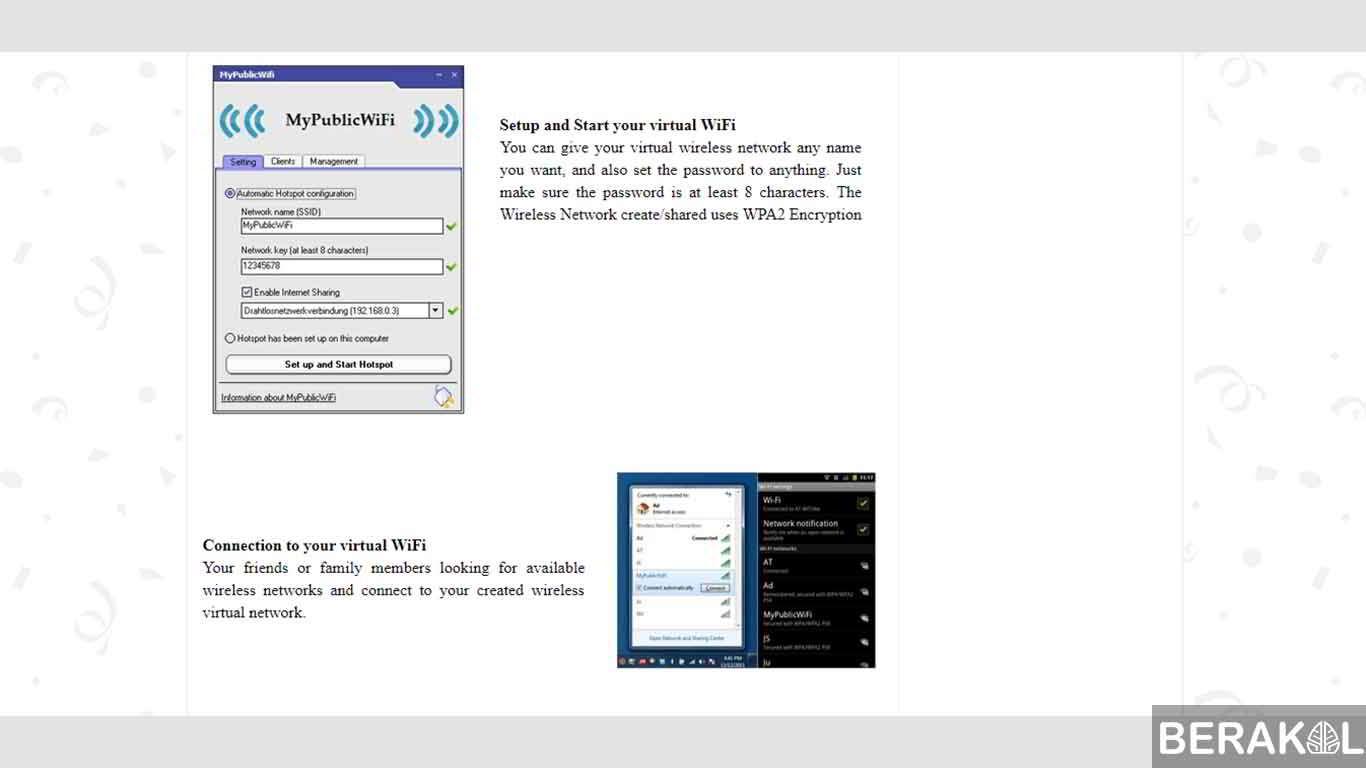 cara membuat hotspot di laptop dengan aplikasi