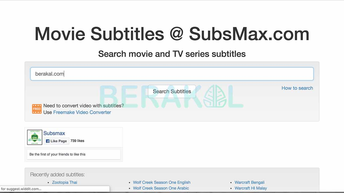 download subtitles indonesia film