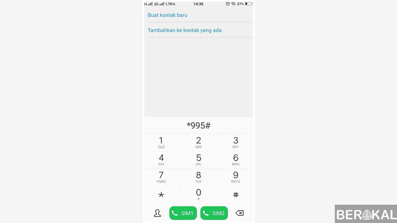 cara cek nomor smartfren 2019