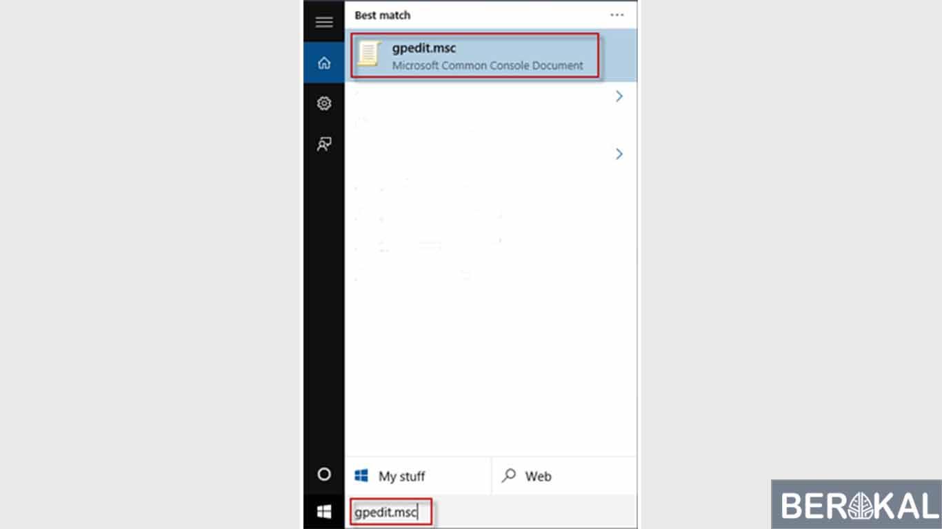 cara mematikan update windows 10 selamanya