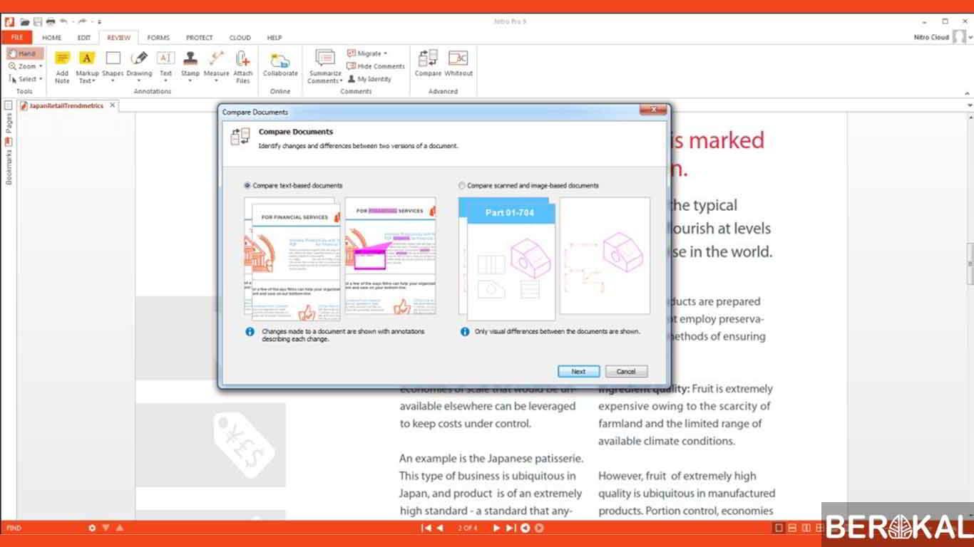 cara memisahkan file pdf offline