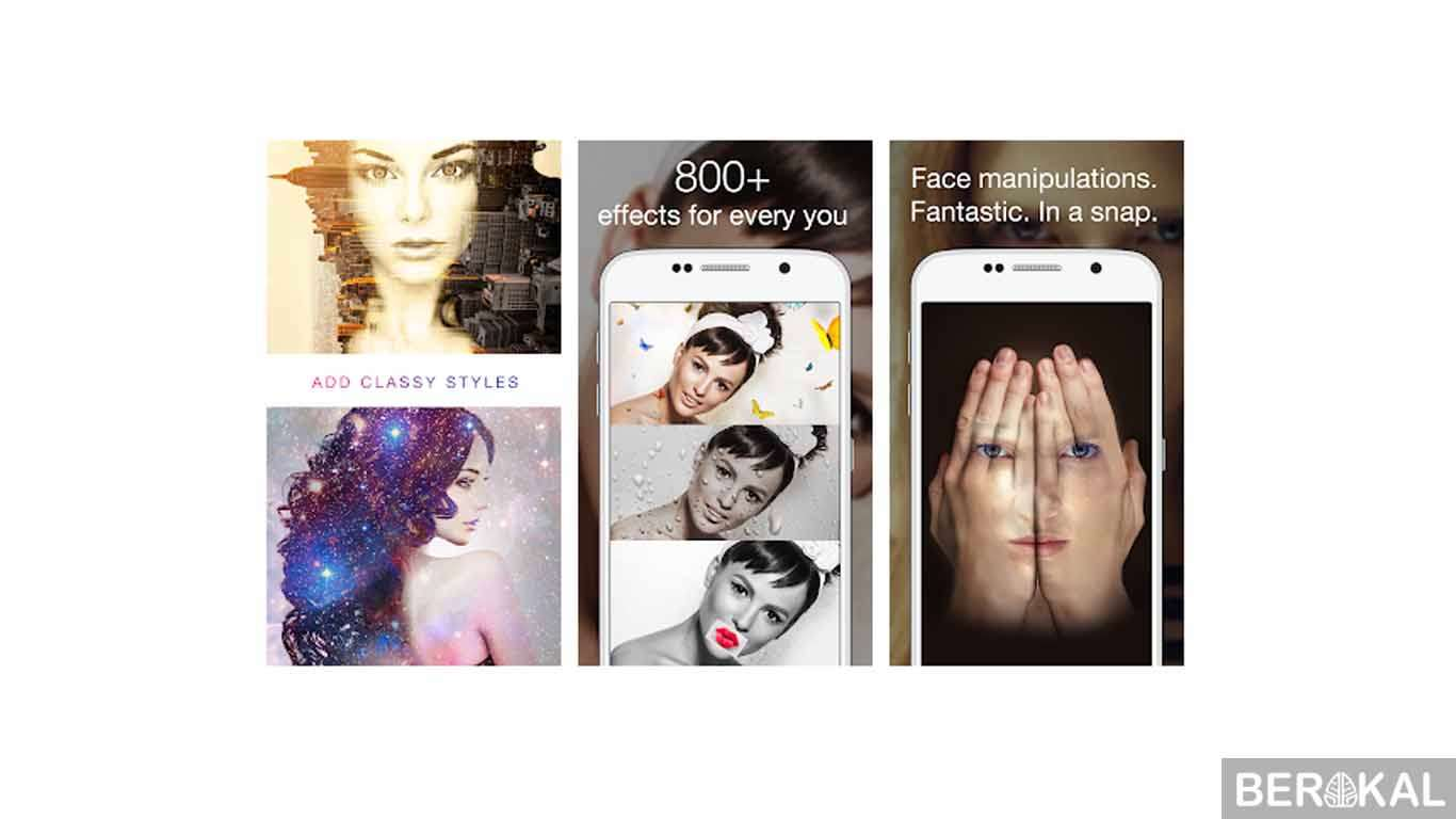 aplikasi edit foto android tanpa watermark
