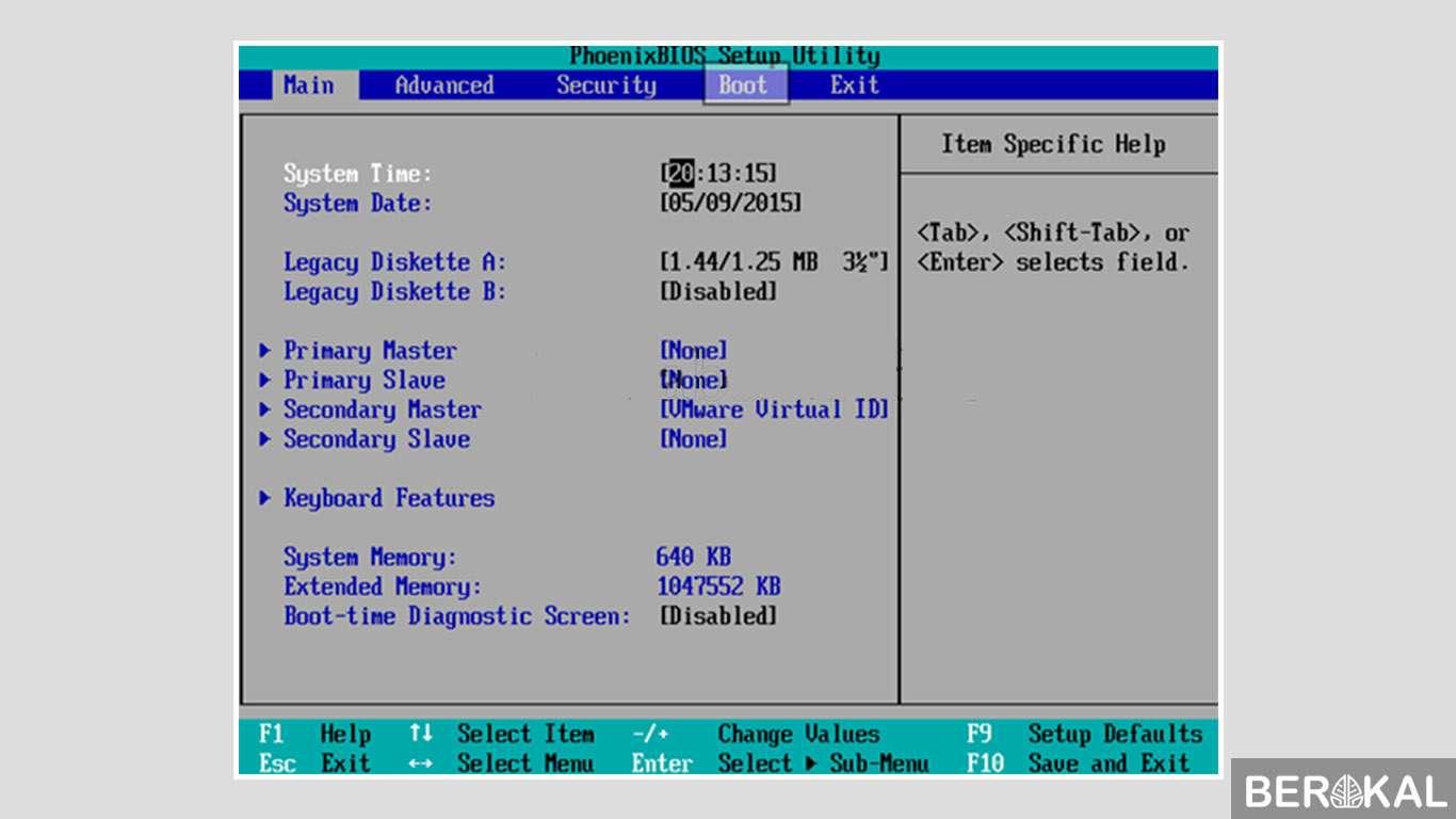 cara instal windows 10 menggunakan flashdisk