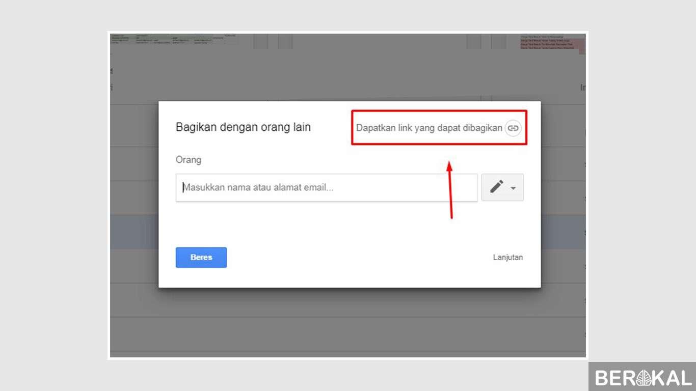 cara menggunakan google drive bersama