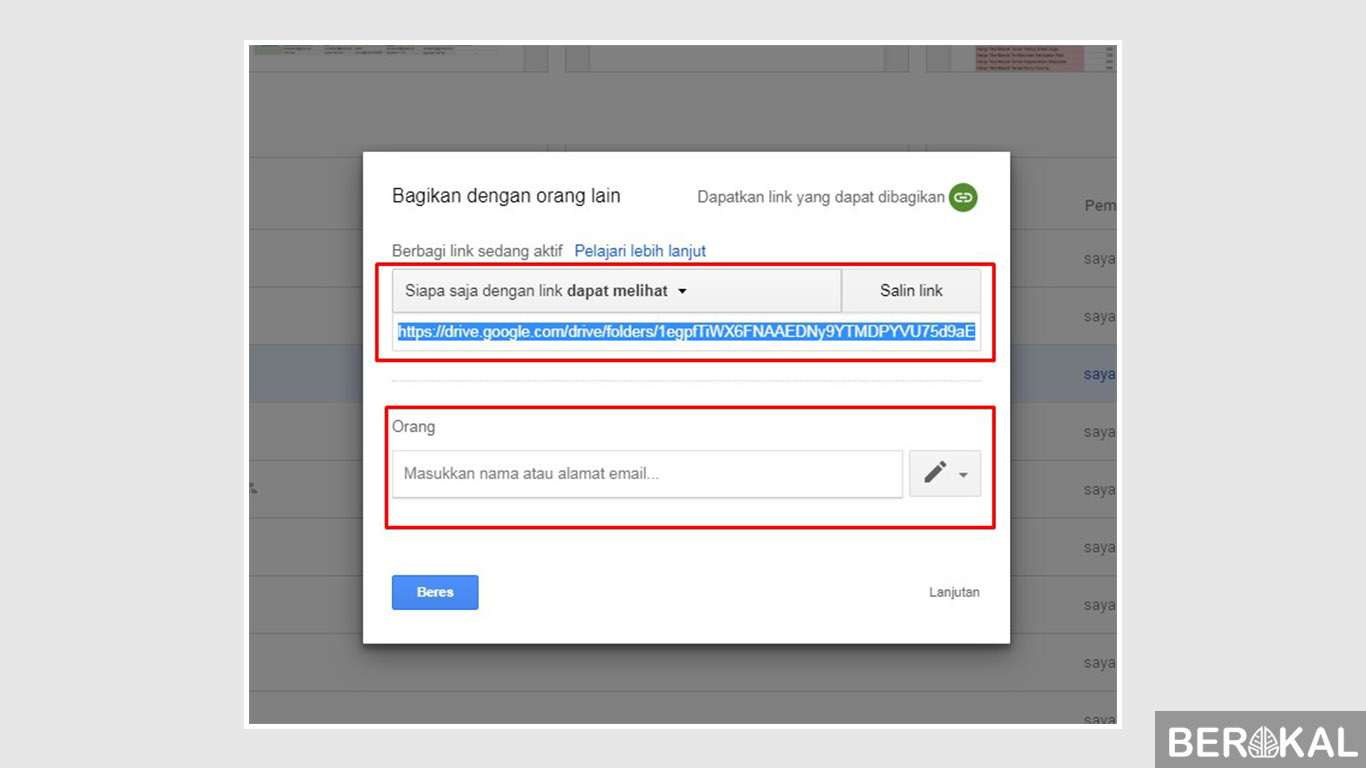 cara menggunakan google drive offline
