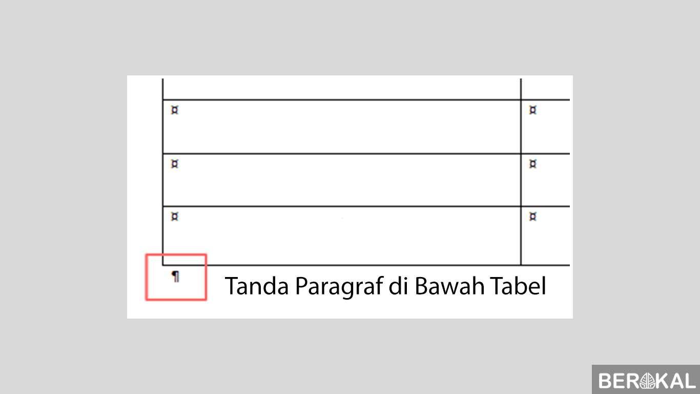 cara menghapus halaman di word tanpa menghapus halaman yang lain