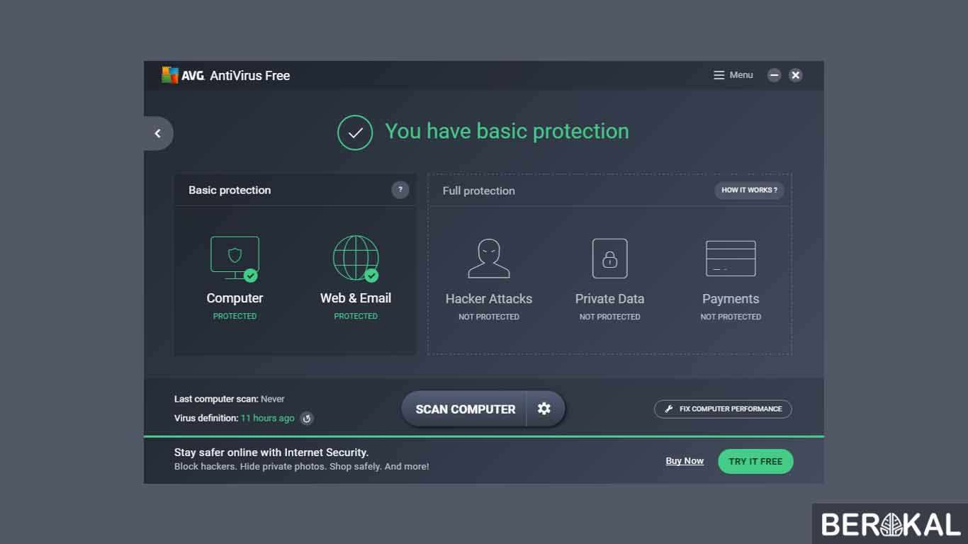 aplikasi anti virus komputer terbaru