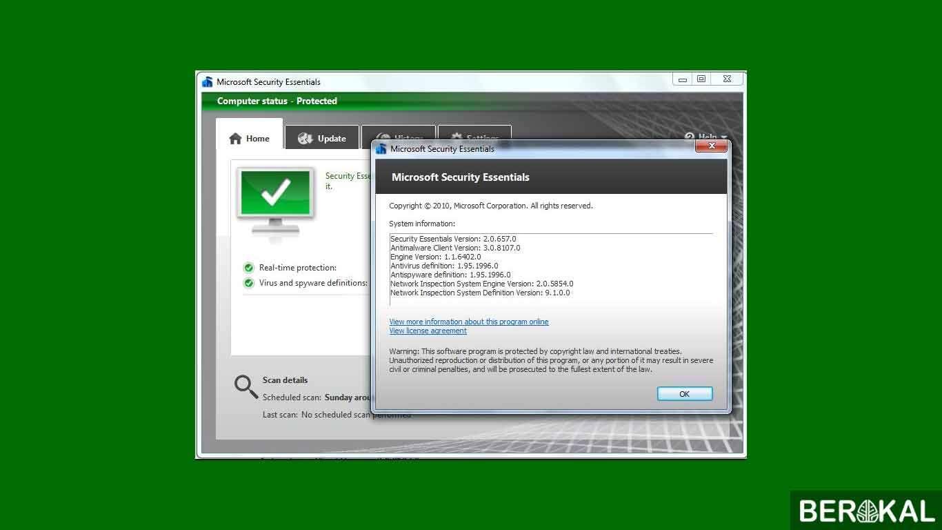 aplikasi anti virus pc windows 7