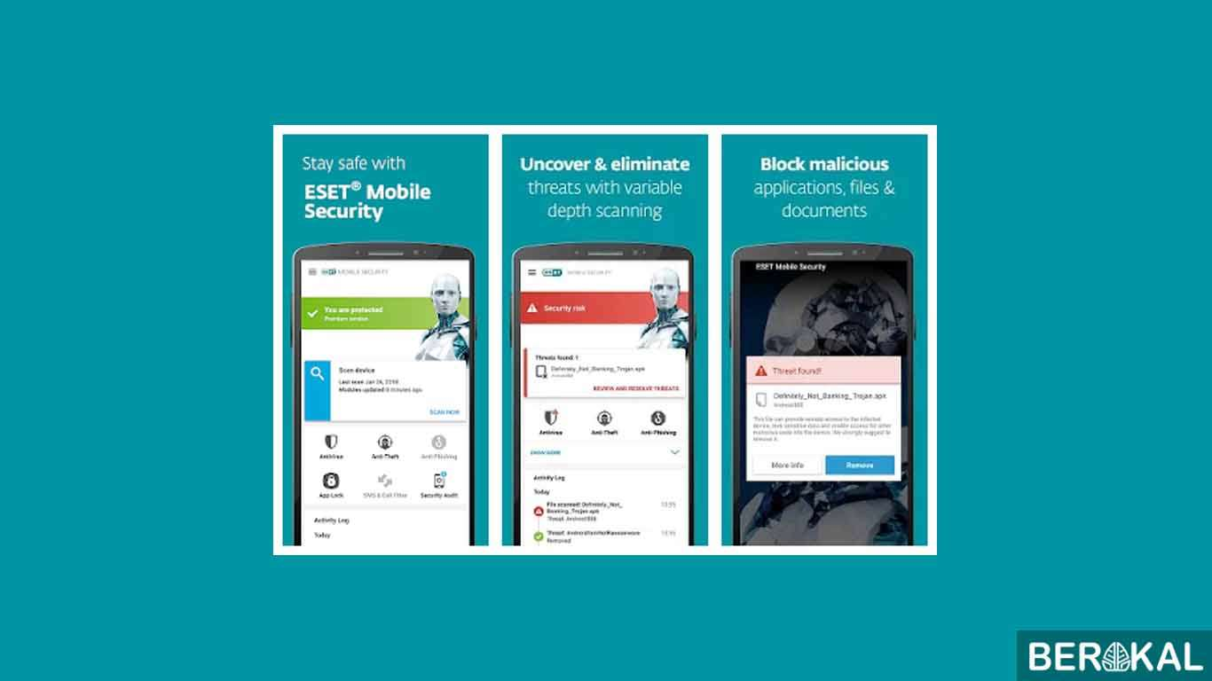 aplikasi antivirus android no 1 di dunia
