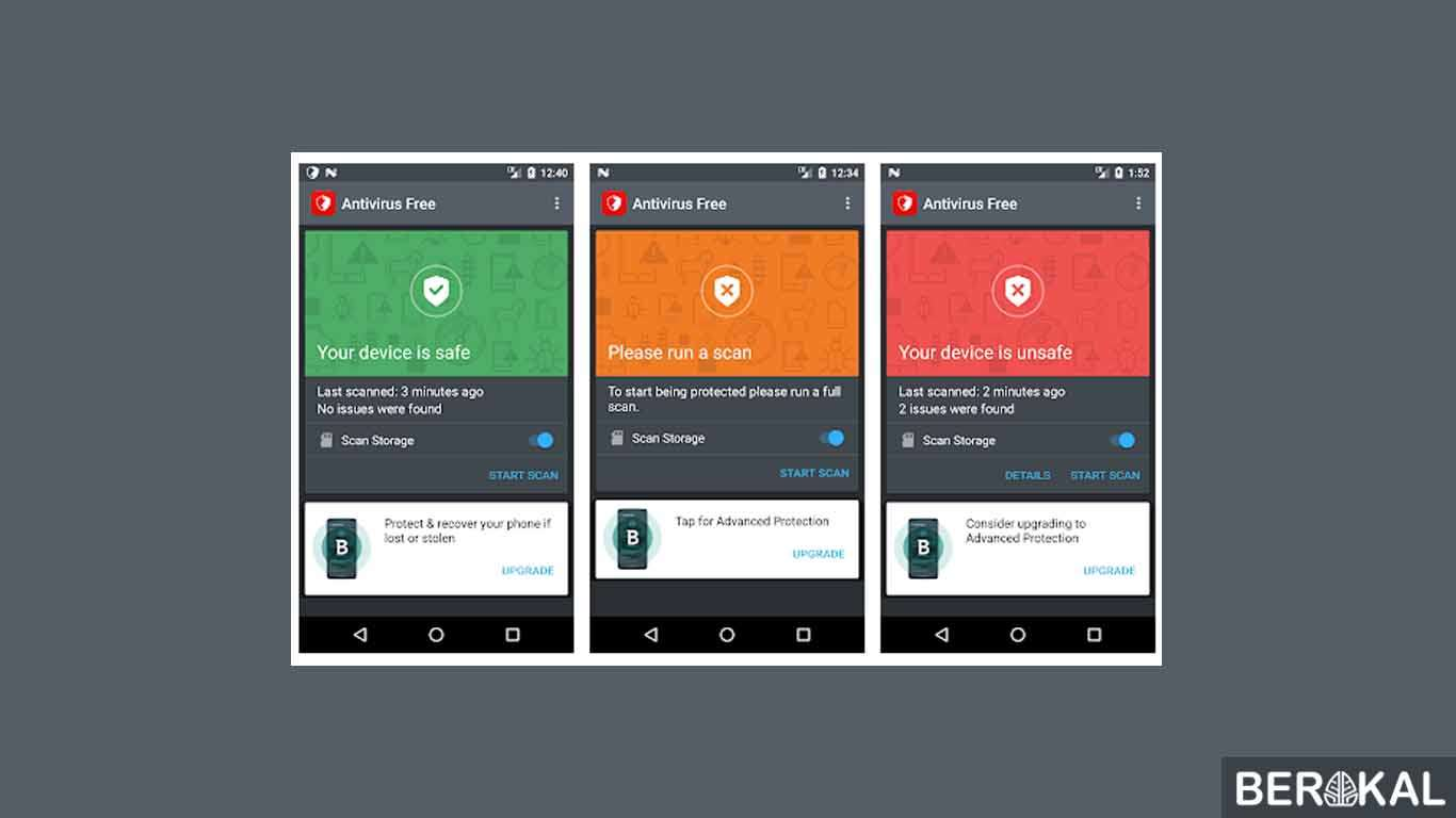 aplikasi antivirus android tanpa iklan