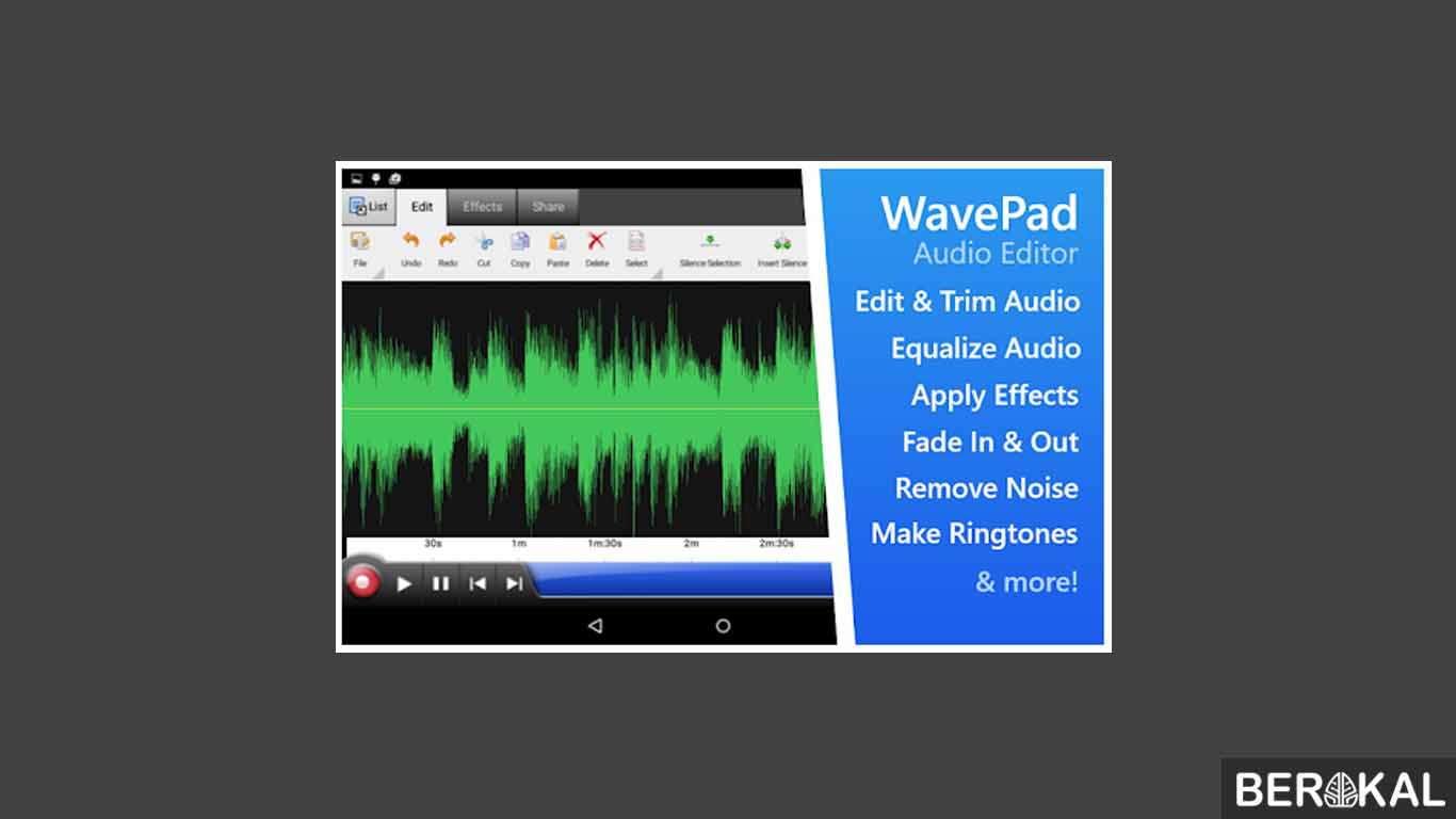 aplikasi edit lagu dan video