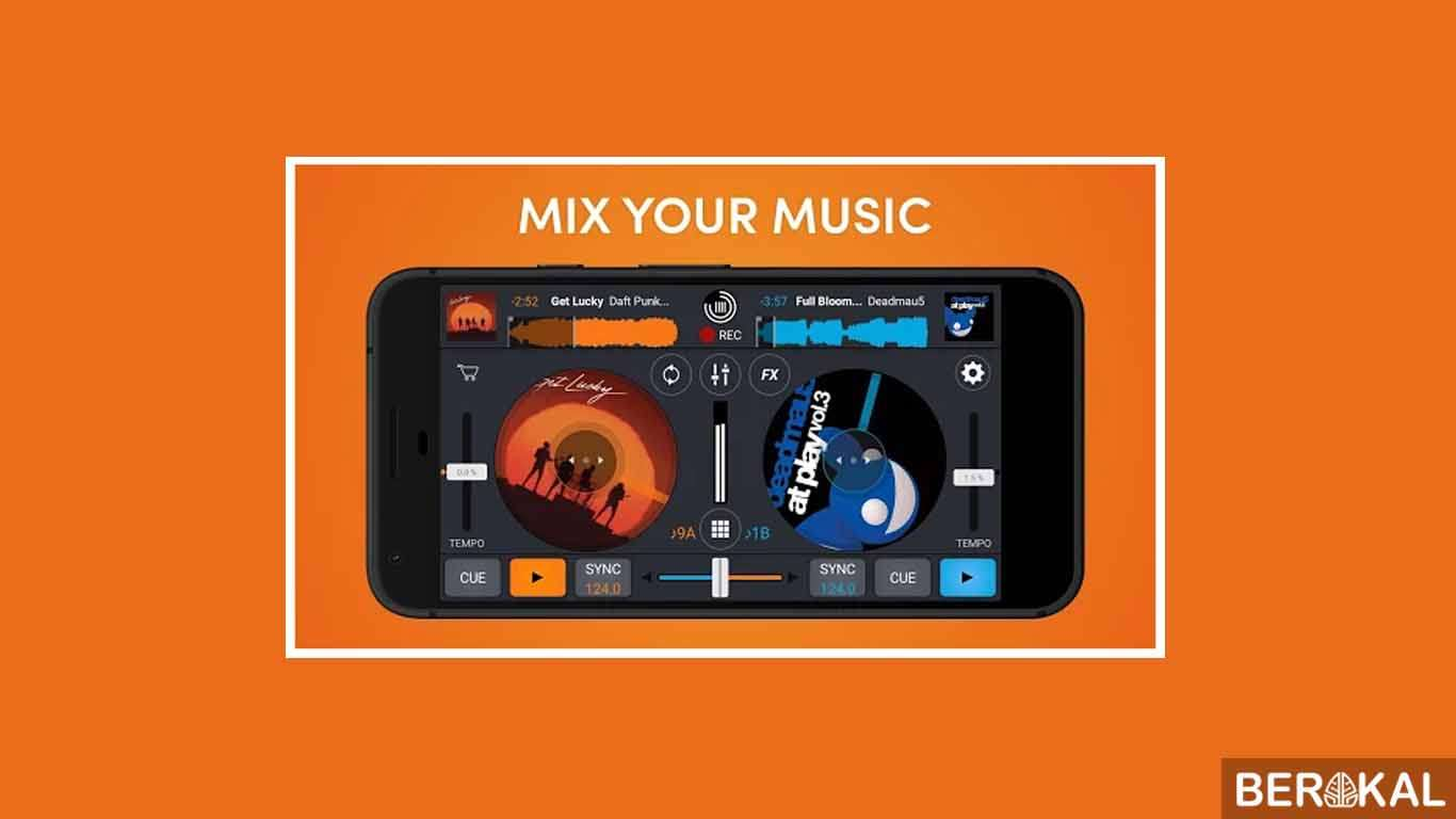 aplikasi edit lagu dj