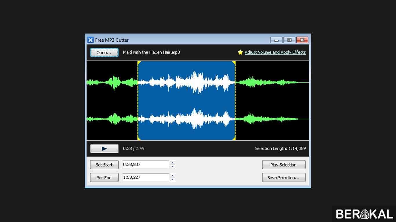 11 Aplikasi Edit Lagu Audio Pc Gratis Terbaik 2021