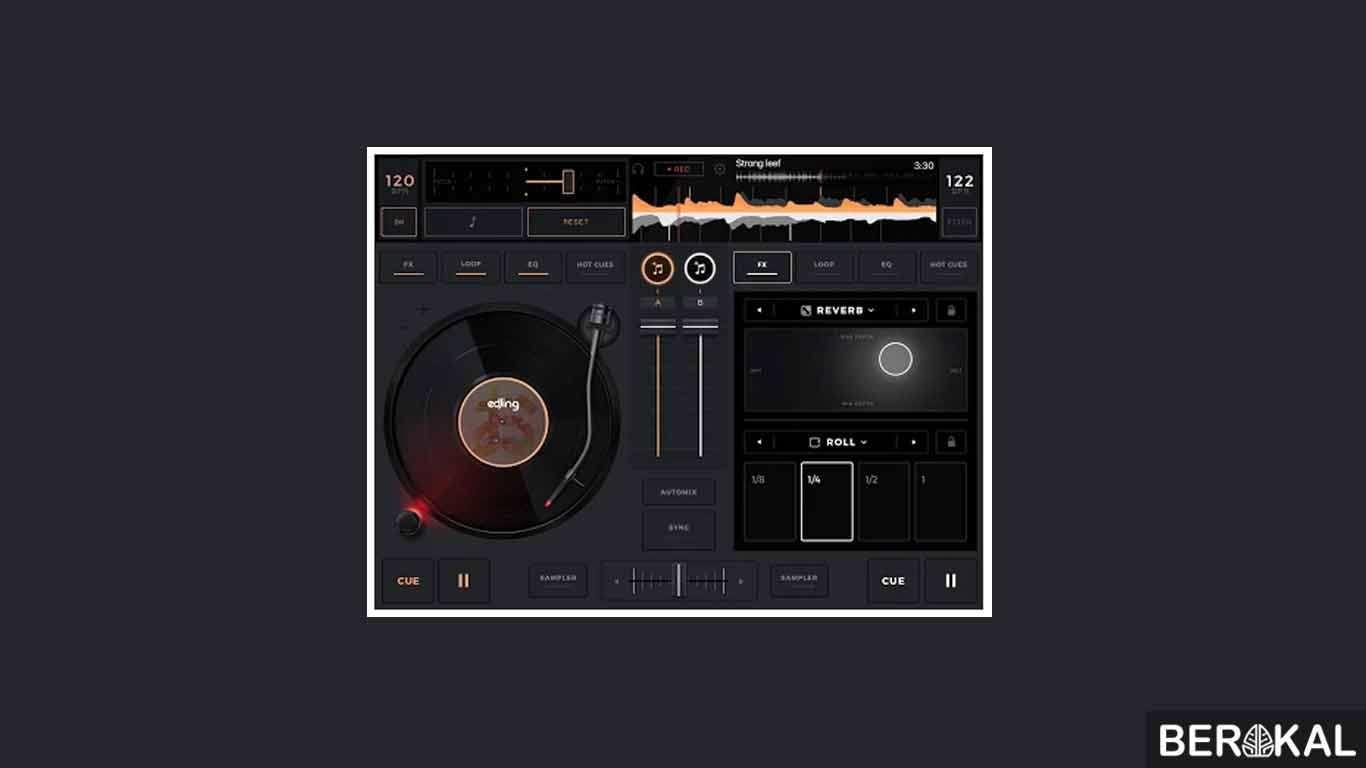 aplikasi edit lagu untuk dance