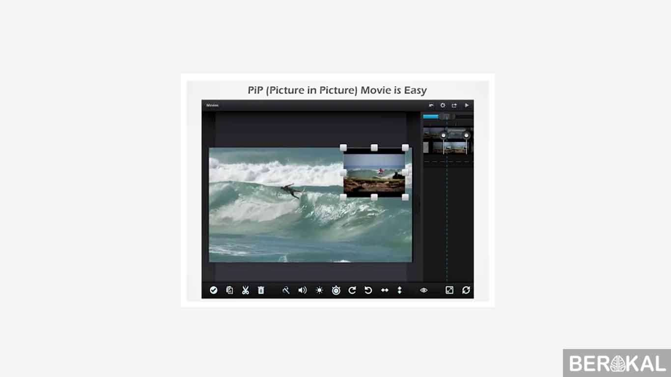 aplikasi edit video di android ringan