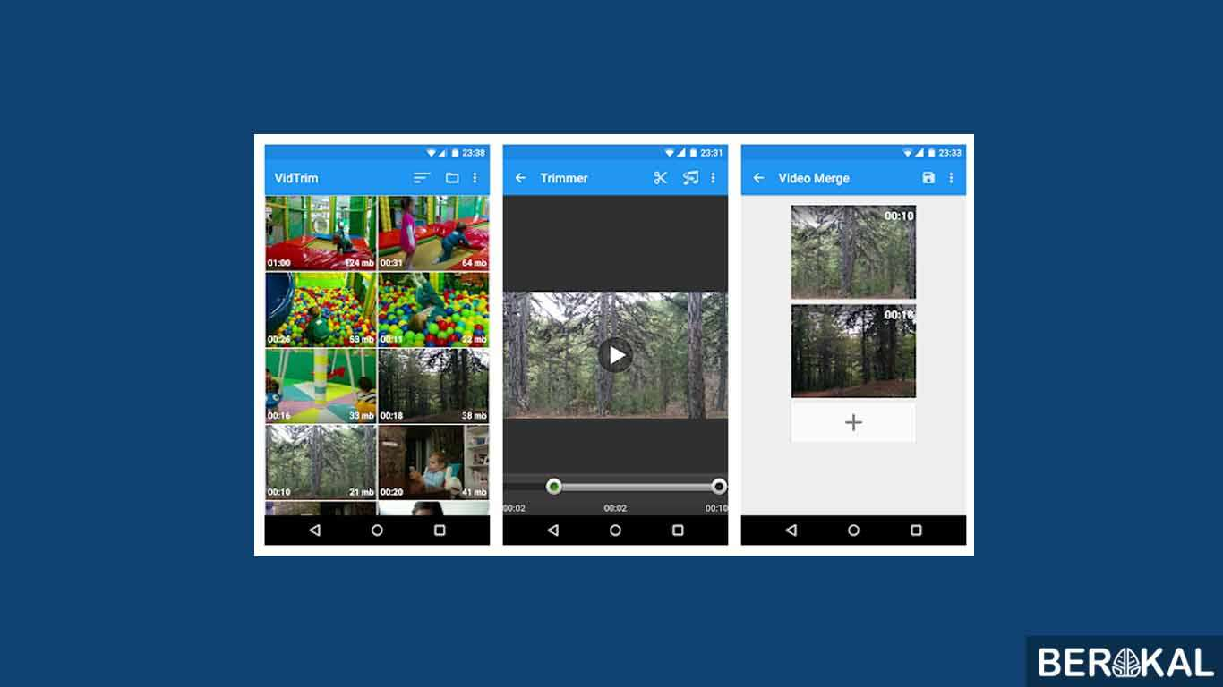 aplikasi edit video di android tanpa watermark