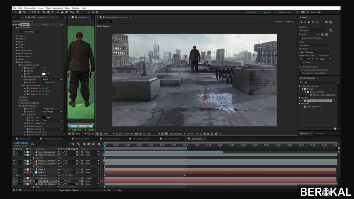 aplikasi edit video di komputer