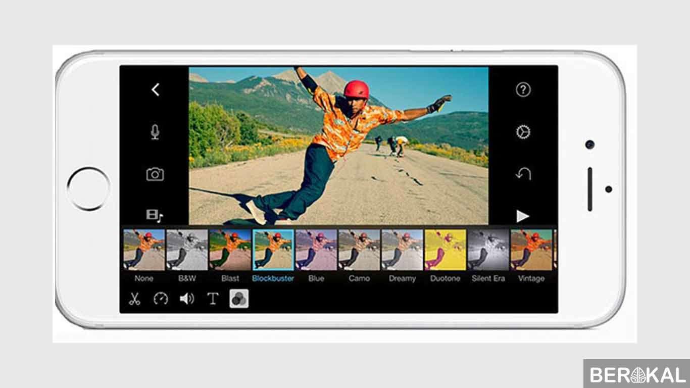 aplikasi edit video vlog di iphone
