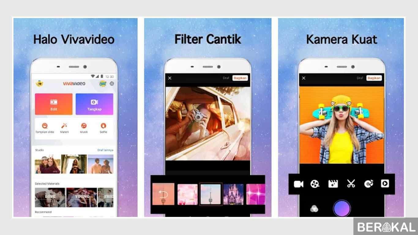 aplikasi edit video vlog hp