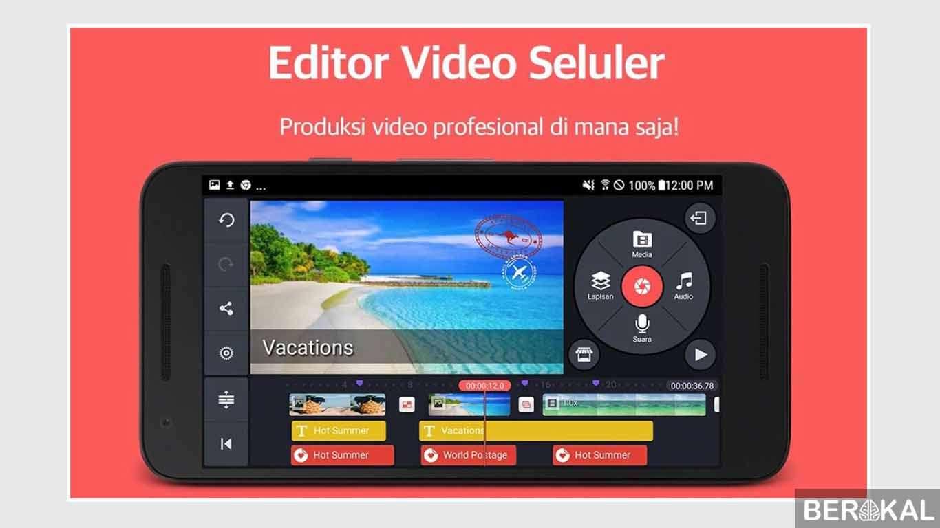 aplikasi edit video youtuber di android